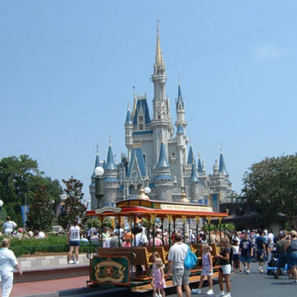 Disney Dish Episode 1 - A Live Walk Through the Magic Kingdom