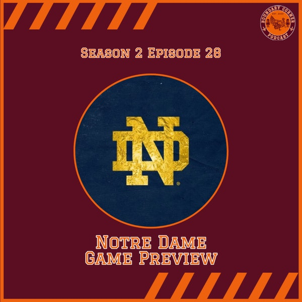 Notre Dame Game Preview