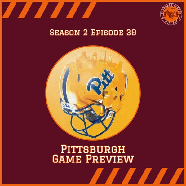 Pittsburgh Game Preview