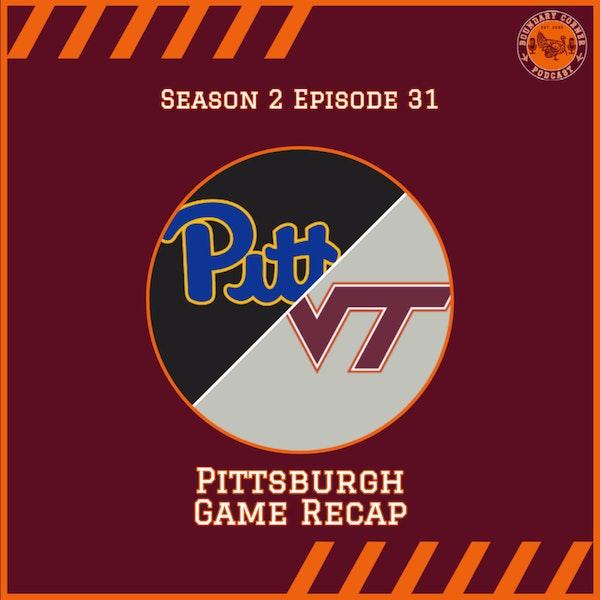 Pittsburgh Game Recap