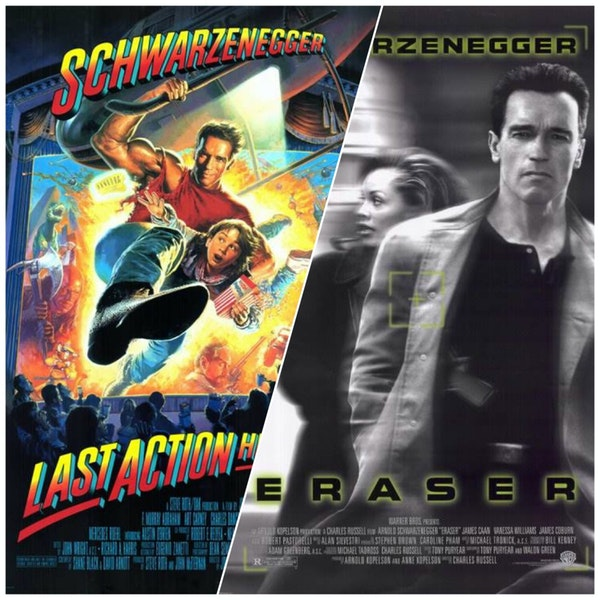 FlickThat Takes on Last Action Hero and Eraser Part Deux Image