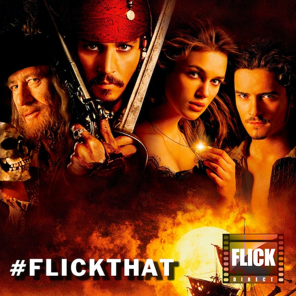 FlickThat Takes on Pirates of The Caribbean Image