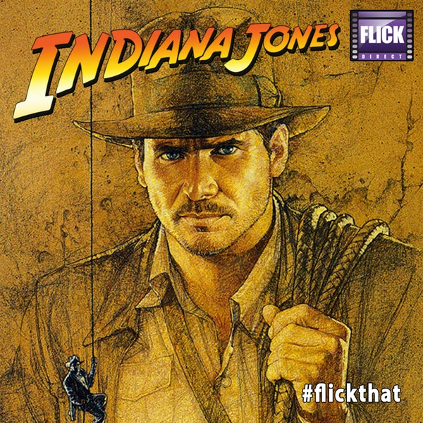 FlickThat Takes on Indiana Jones Image