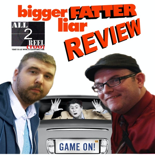 Bigger Fatter Liar (2017) - DIRECT FROM HELL Image
