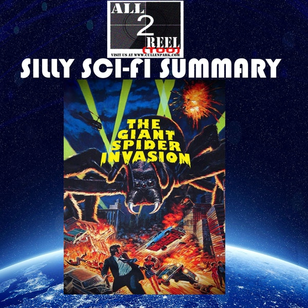 The Giant Spider Invasion (1975) - A SILLY SCI-FI SUMMARY Image