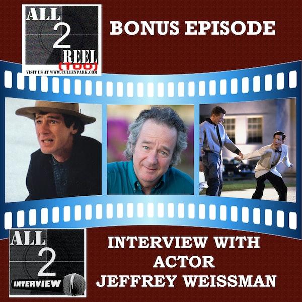 JEFFREY WEISSMAN INTERVIEW Image