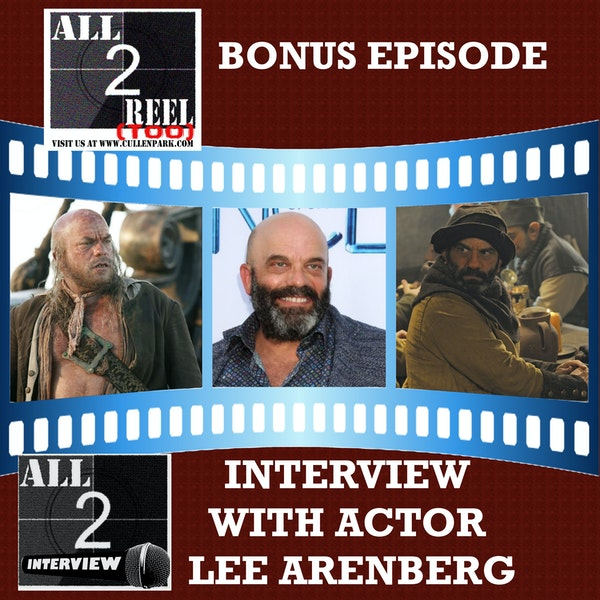 LEE ARENBERG INTERVIEW Image