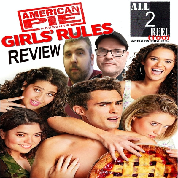 American Pie Presents: Girls' Rules (2020)- Direct From Hell Image