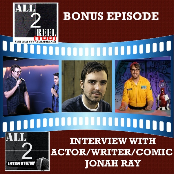 JONAH RAY INTERVIEW Image