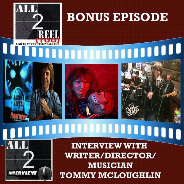 TOMMY MCLOUGHLIN INTERVIEW Image