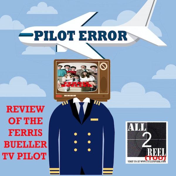 Ferris Bueller (1990) PILOT ERROR TV REVIEW Image