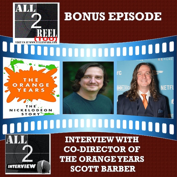 SCOTT BARBER INTERVIEW (CO-DIRECTOR OF The Orange Years: The Nickelodeon Story) Image