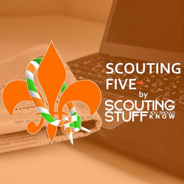 Scouting Five 071 - Week of April 29, 2019 Image