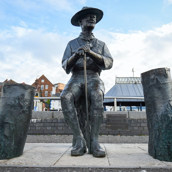Robert Baden-Powell Allegations & Truth Image