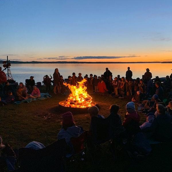 PSA #4 - Scouts Canada's SECOND Virtual Campfire Image