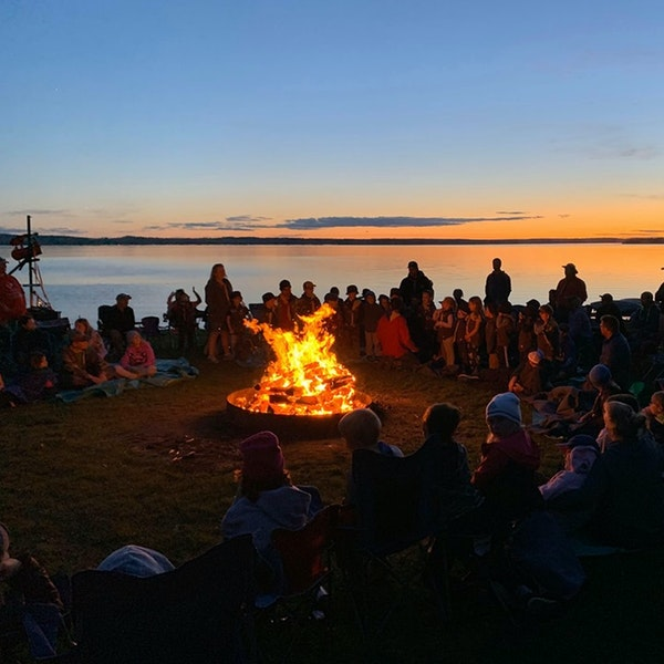 Another National Virtual Campfire Image