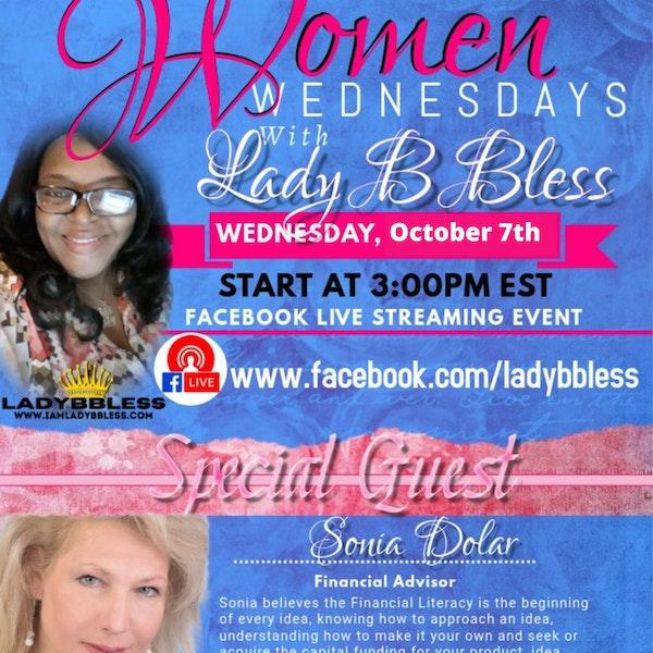 #12 October 7, 2020 - ( Sonia Dolar) Women Wednesdays Image