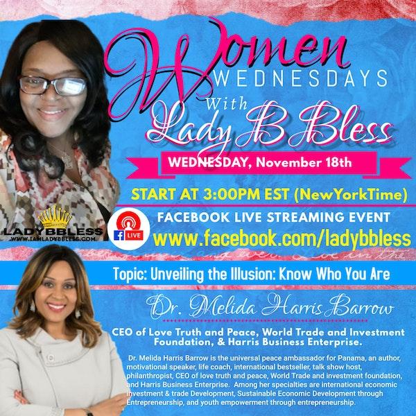 #16 November 18, 2020 - (Dr. Melida A. Harris Barrow) Women Wednesdays Image