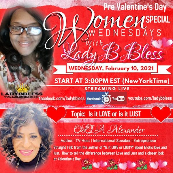 #22 February 10, 2021 - (OLIA Alexander) Women Wednesday Image