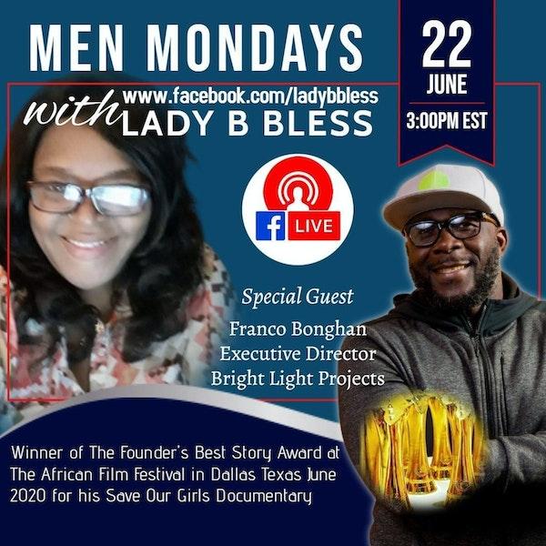 #4 June 22, 2020 - (Franco Bonghan) Men Mondays Image