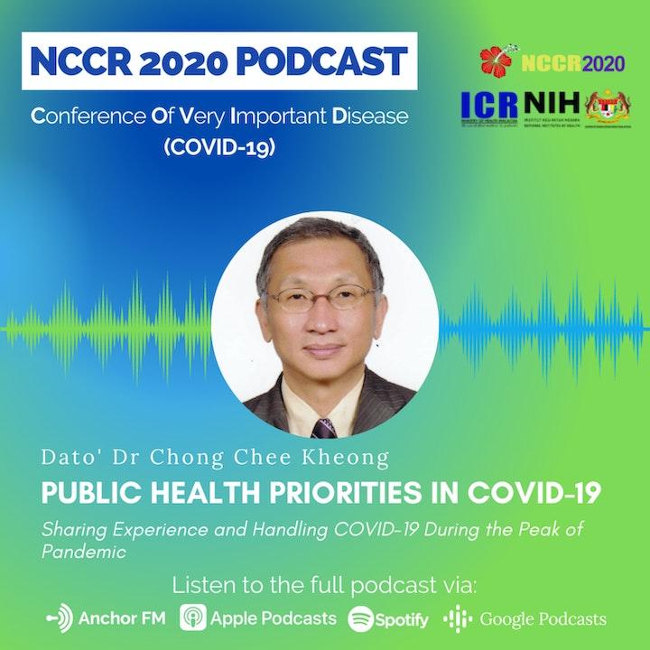 NCCR 2020: Public Health Priorities in COVID-19