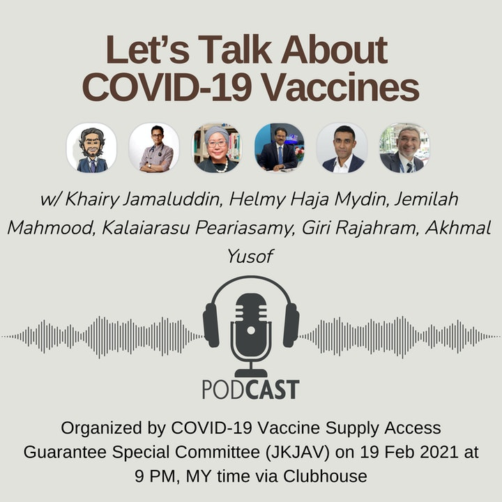 Let's Talk About COVID-19 Vaccines