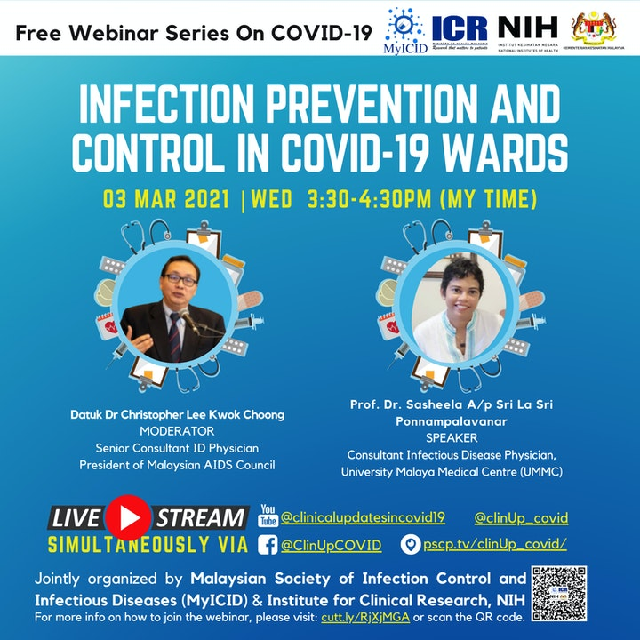Infection Prevention And Control In COVID-19 Wards