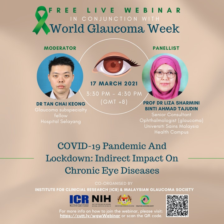 COVID-19 Pandemic And Lockdown: Indirect Impact On Chronic Eye Diseases