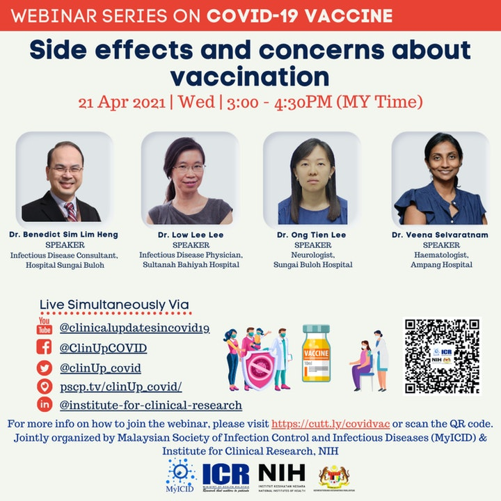 Side Effects and Concerns About COVID-19 Vaccination