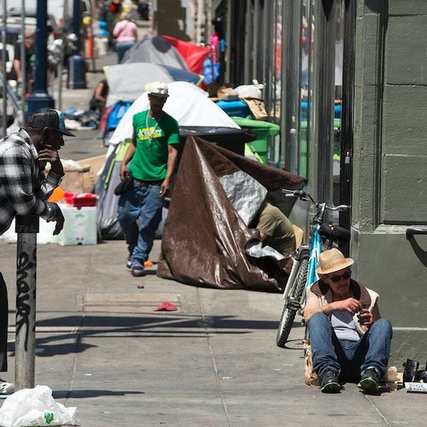 San Francisco's Deathly Compassion.