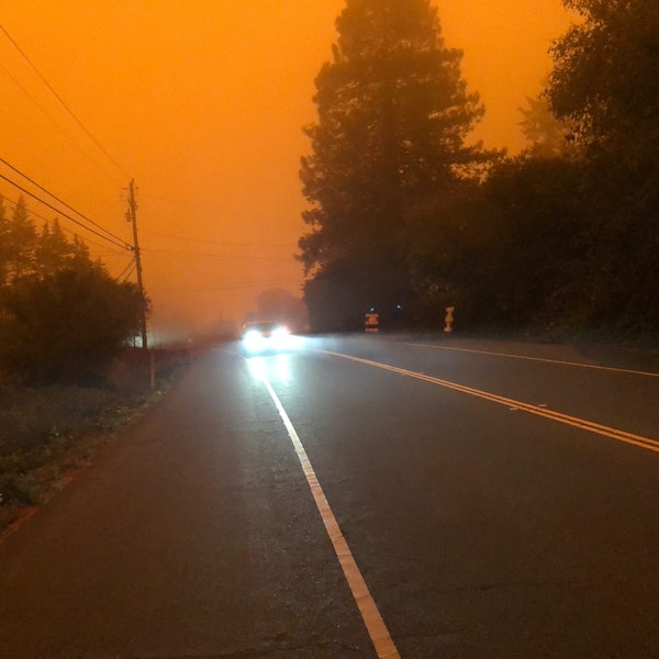 California's Wildfires: a Pathway to Redemption. Who Knew ?