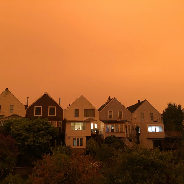 Orange Skies and Poison Air: California in Flames.