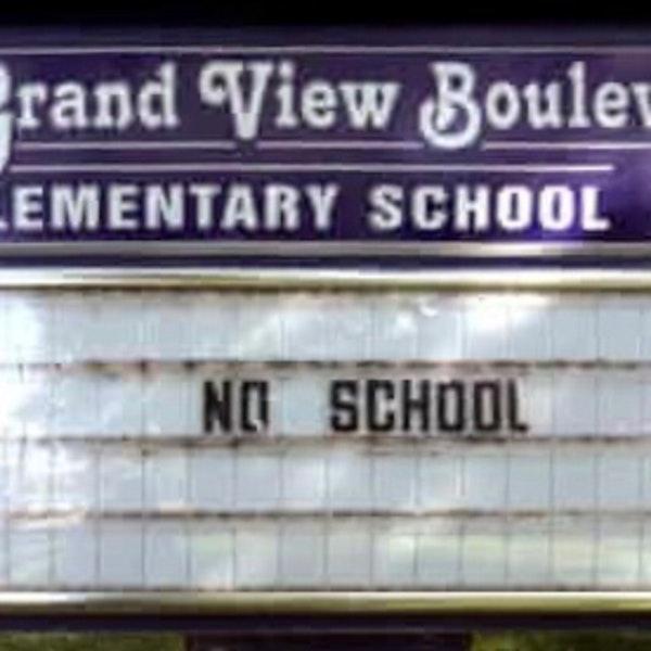 Science deniers keep schools closed.