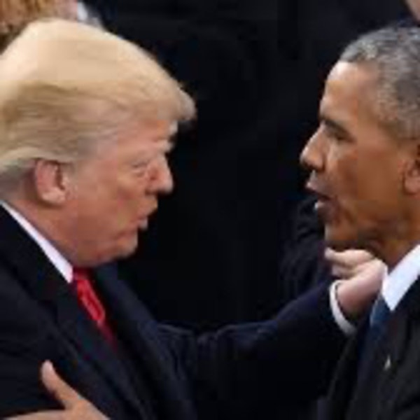 Trump and Obama agree on one issue: The need for police reform.