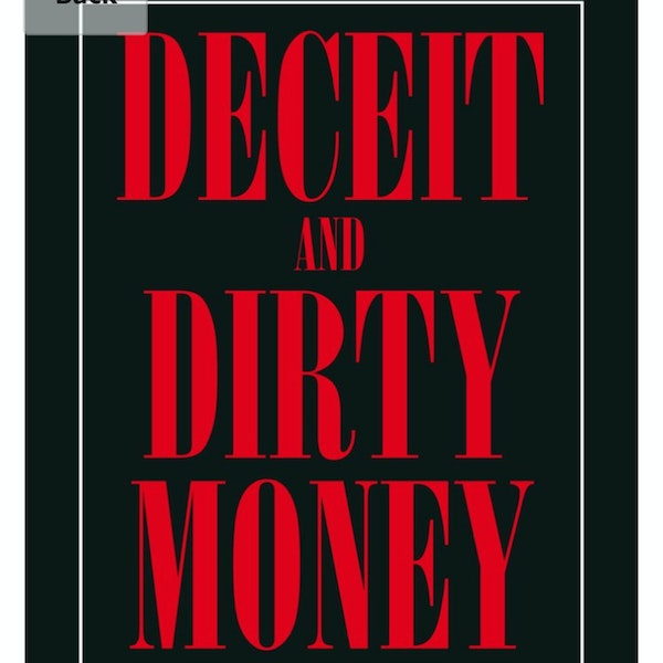 Deceit and Dirty Money an interview with author Jim Herlihy