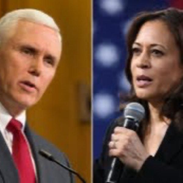 Kamala Harris versus Mike Pence - Urban Prosecutor confronts Evangelical radio host.