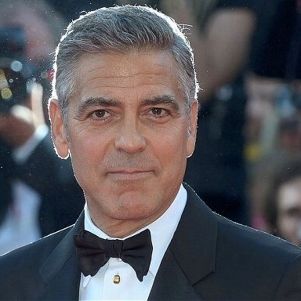Governor George Clooney