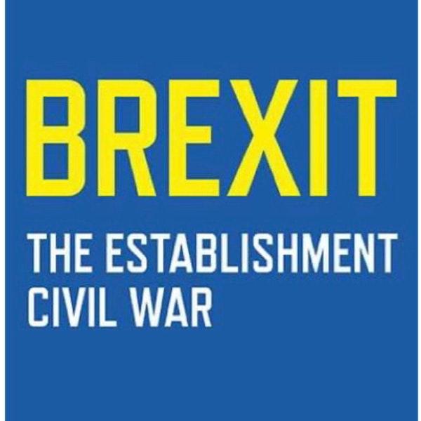 Brexit: The Establishment Civil War. A Conversation with author Josh Hamilton.