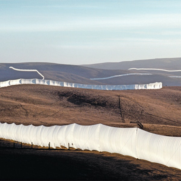 Christo's Running Fence - 45 years later. An interview with Eric Stanley, Historian, Sonoma County Museum.