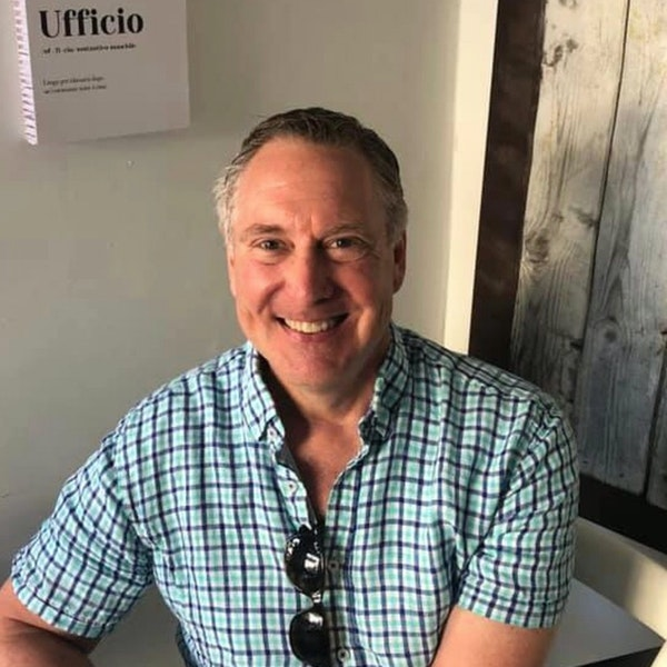My Hometown: Orvieto, Italy, Talking to David Perry
