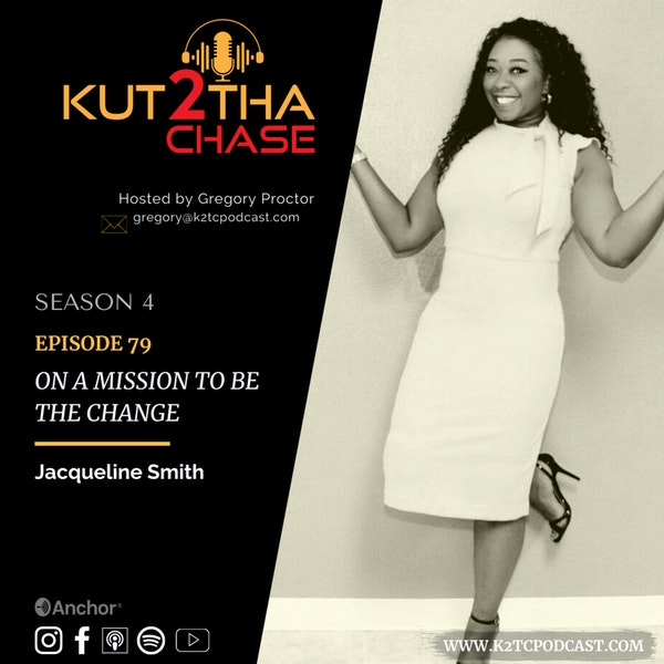 E79 - On A Mission To Be The Change
