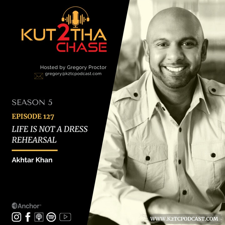 E127 - Life Is Not A Dress Rehearsal