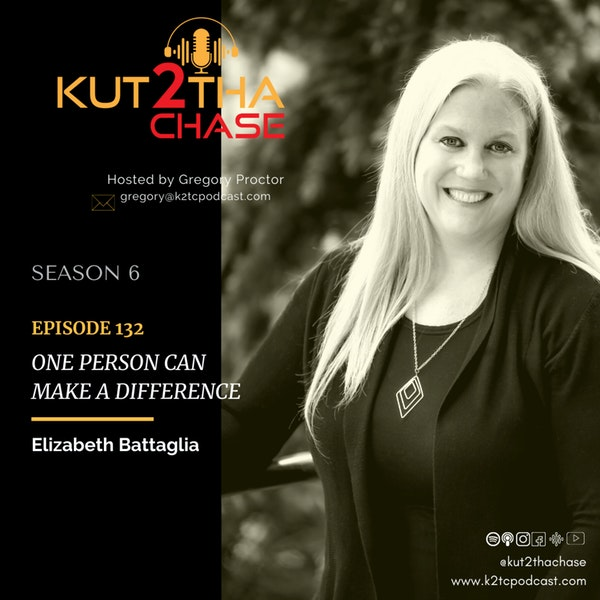E132 - One Person Can Make A Difference