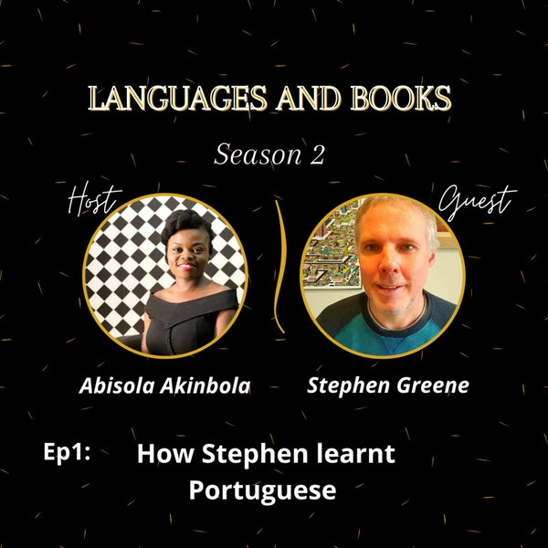 HOW STEPHEN LEARNT PORTUGUESE Image