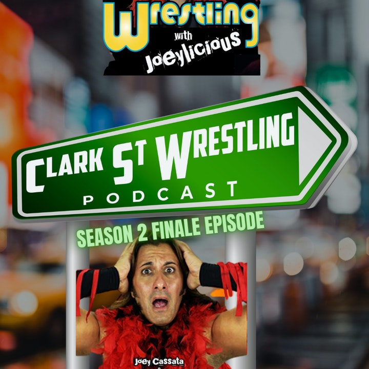 Episode image for We Just Booked Wrestlemania & We Hate It!!! ( Joey Cassata/ Royal Rumble Predictions)