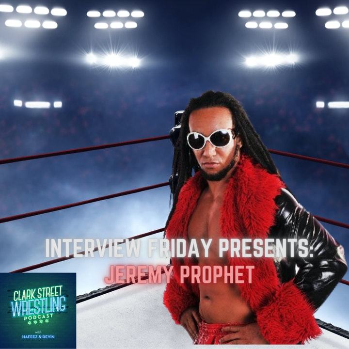 Episode image for Interview Friday Presents: Jeremy Prophet Part 1