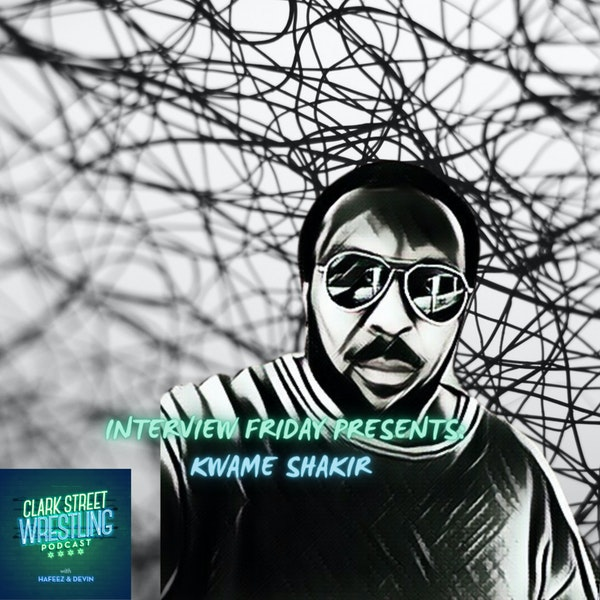 Interview Friday Presents: Kwame Shakir Image