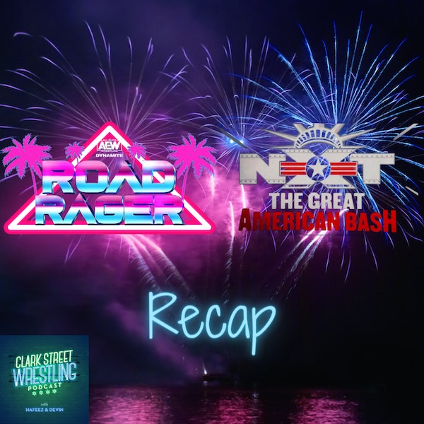 Only Just A Sliver LOL ( Road Rager/ NXT GAB Recap Show) Image