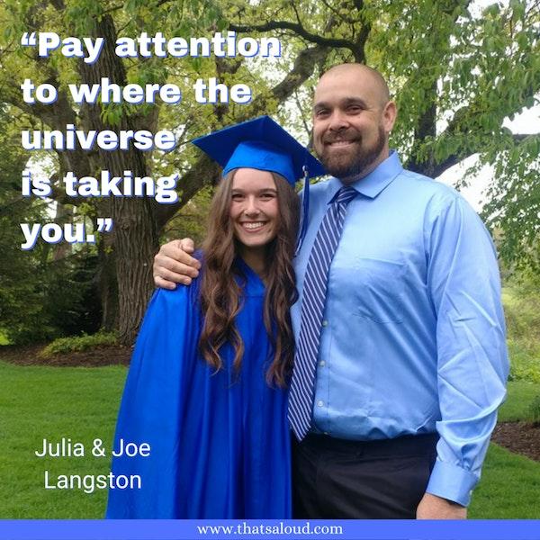 Going All-In w/ Joe & Julia Langton