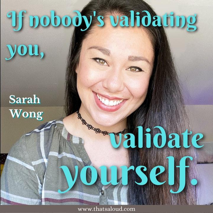 Adopting Your True Self w/ Sarah Wong